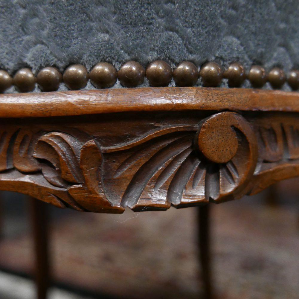 Barok eetkamerstoelen