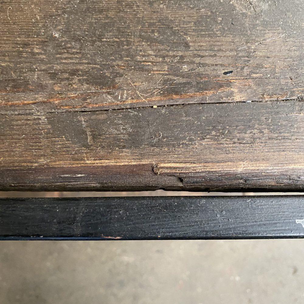 Metalen stellingskast