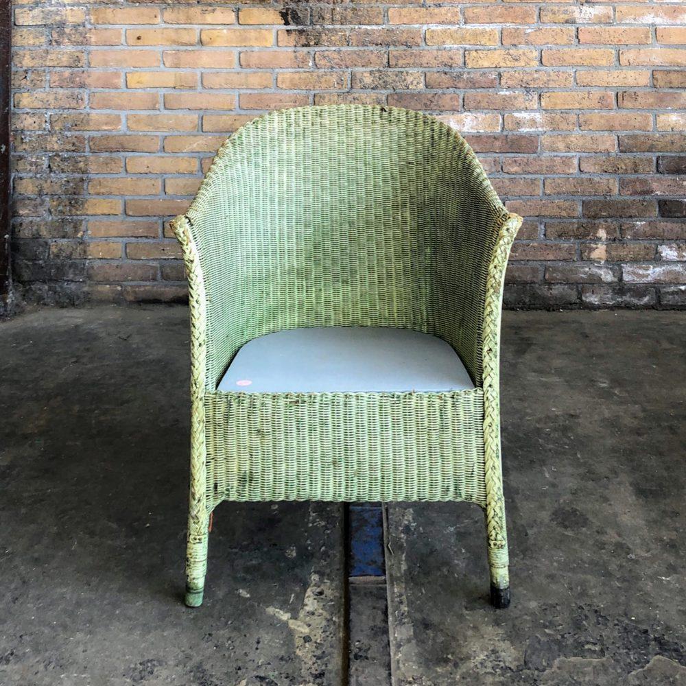 Lloyd loom stoelen