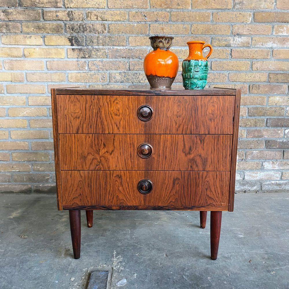 Vintage design ladekastje