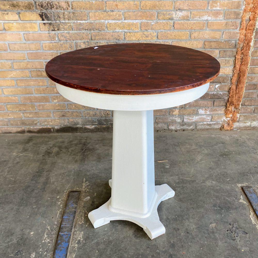 Ronde tafel plantentafel