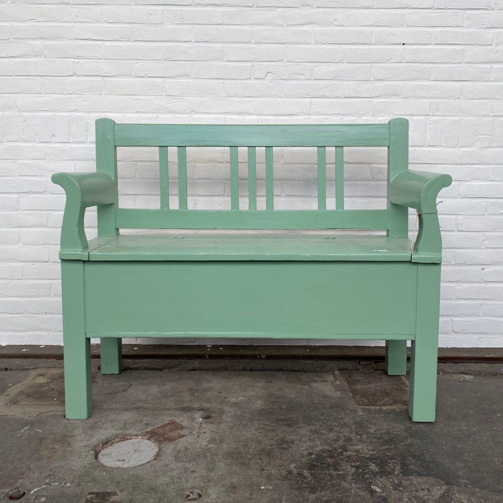 Groene kinderbank