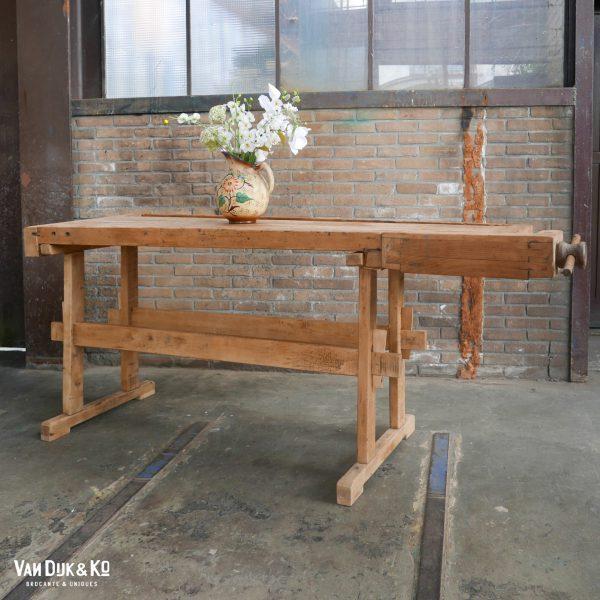 vintage werkbank