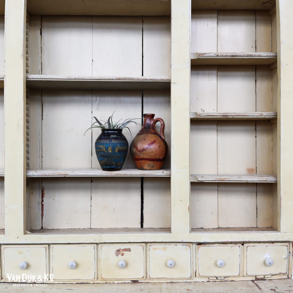 Vintage winkelkast