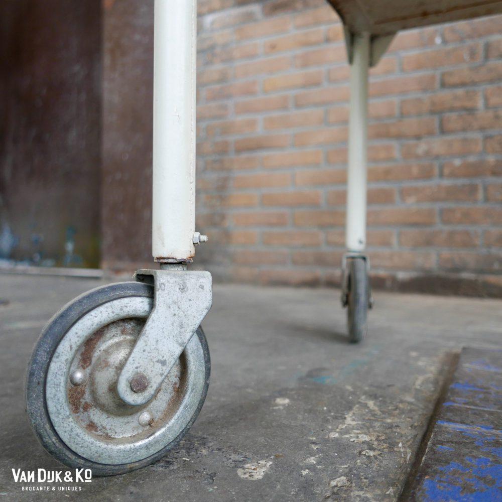 vintage apothekers trolley