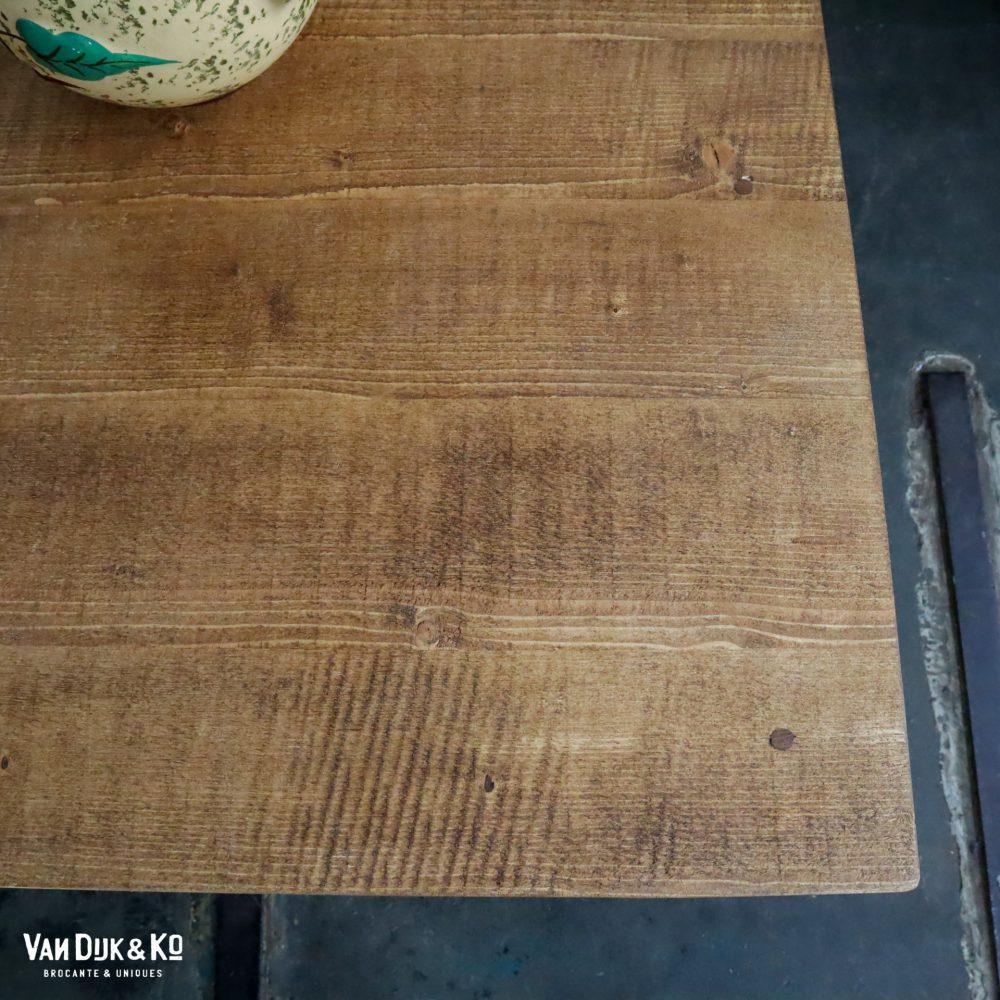 houten toog