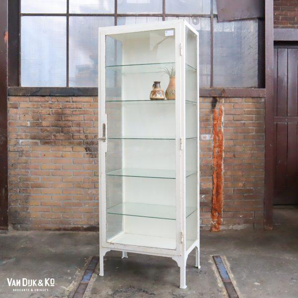 vintage dokterskast