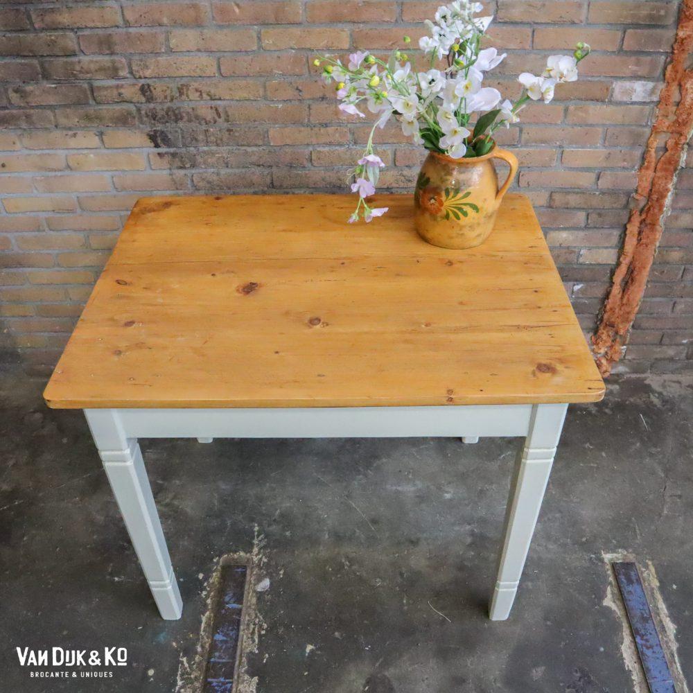 Lichtgroene tafel