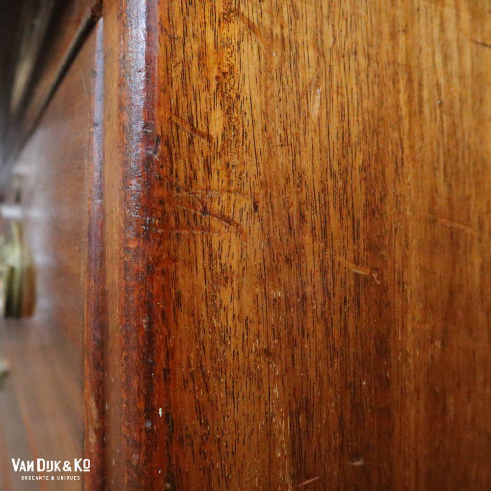 Houten dressoir ladekast