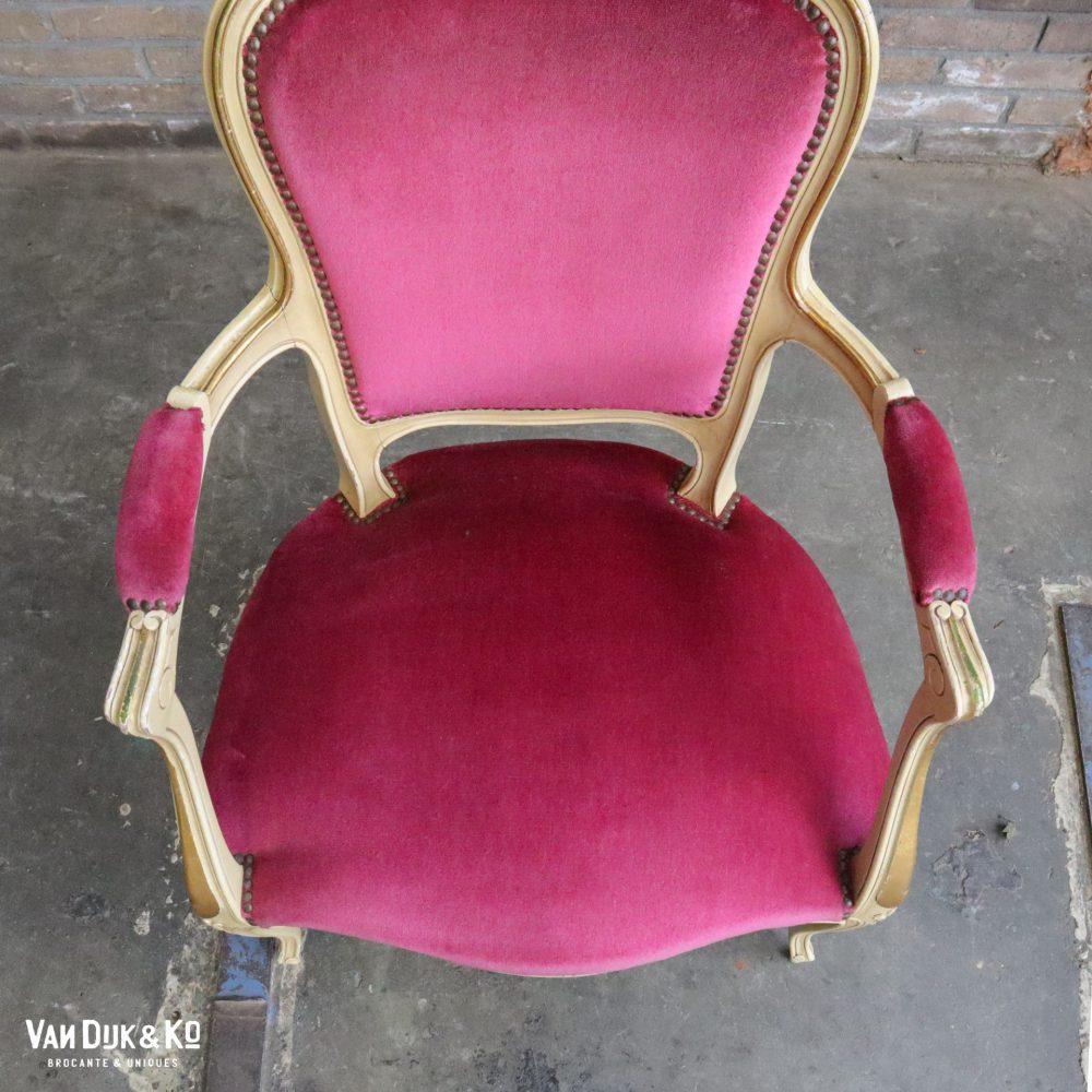 Barok fauteuils