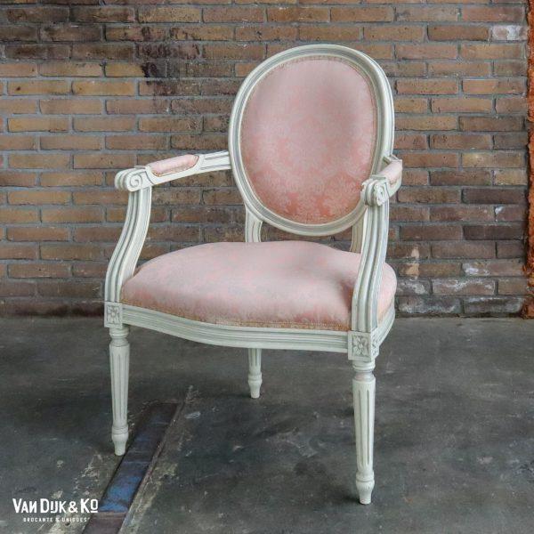 Barok stoeltje