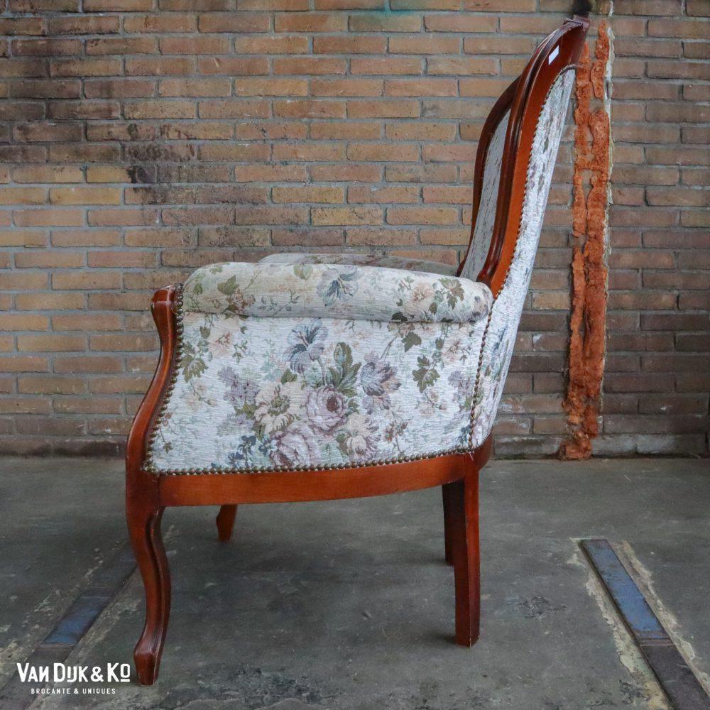 Louis XV fauteuil