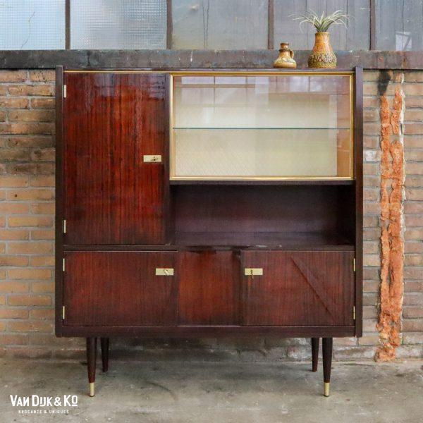 Vintage wandkast