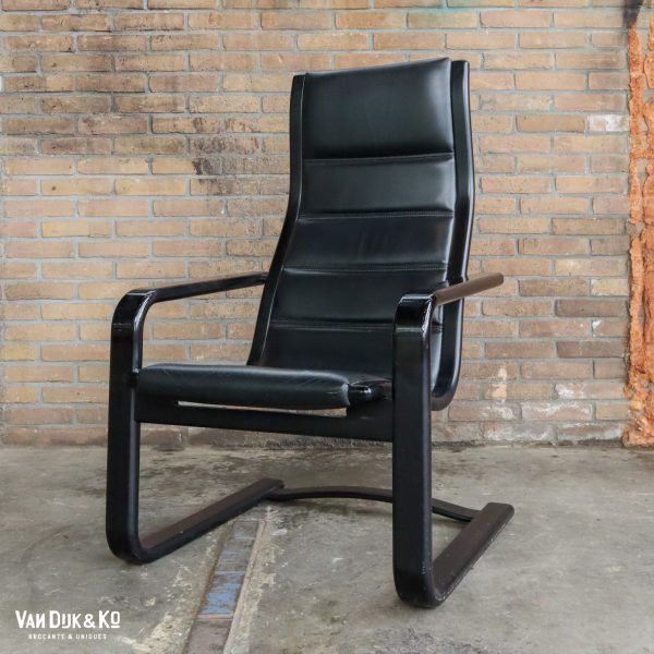 Yngve Ekström Lamino fauteuil Zweden