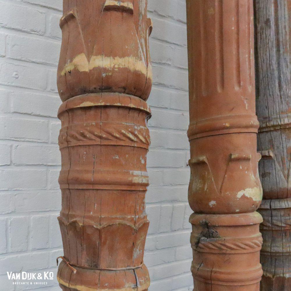 Hongaarse bruine pilaren