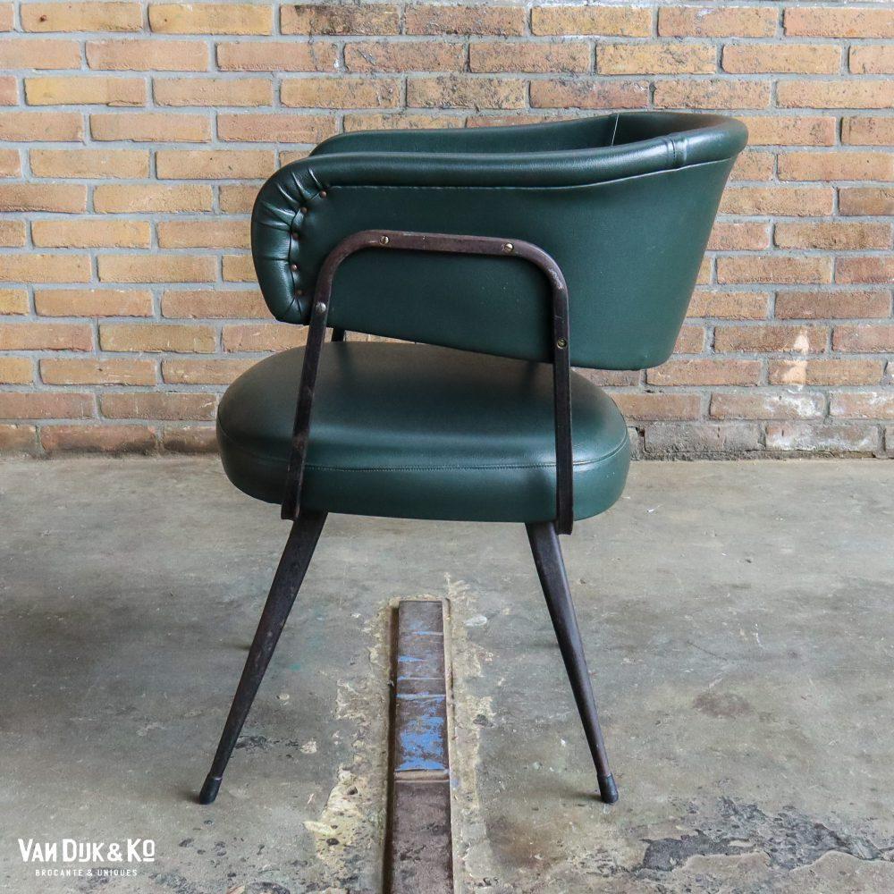 Vintage armstoel