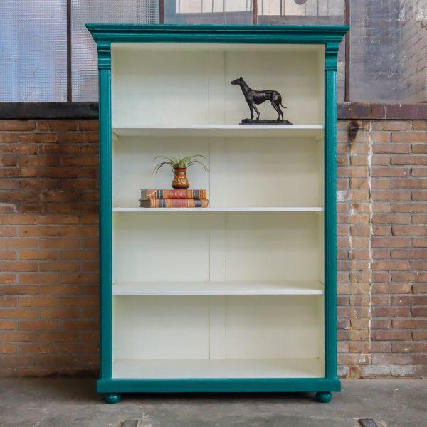 Open boekenkast