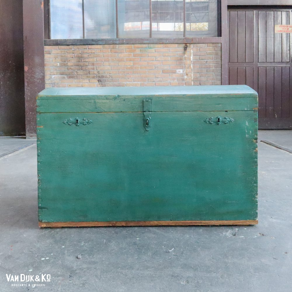 Groene kist